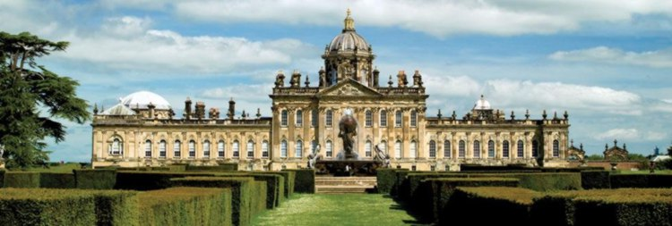 Dalby is close to Castle Howard